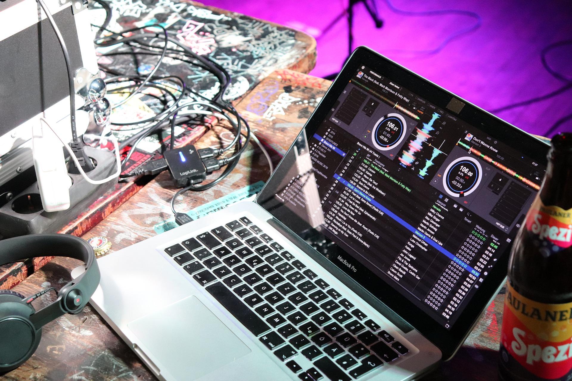 logiciel de musique